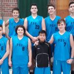Derbysieg U16 Basketballer