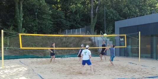 Read more about the article PSV-Beach statt Halle