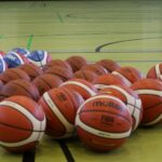 Weihnachtsspende Basketbälle