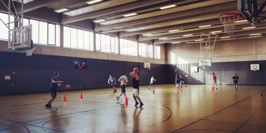 Basketball ist back!