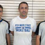 Neue PSV Basketballexperten